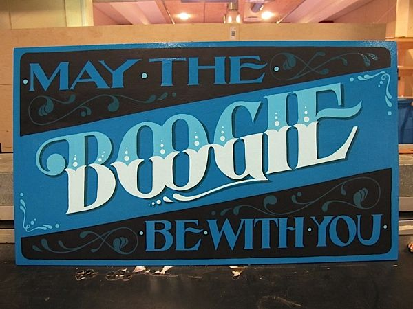 May the boogie be with youGraphic Design, Boogie, Design Inspiration, Creative Design Art Typography, Painting Inspiration, Caffa151, Graphics Design, Types, Typography Inspiration