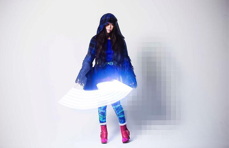 Etsuko Yakushimaru + dimtakt