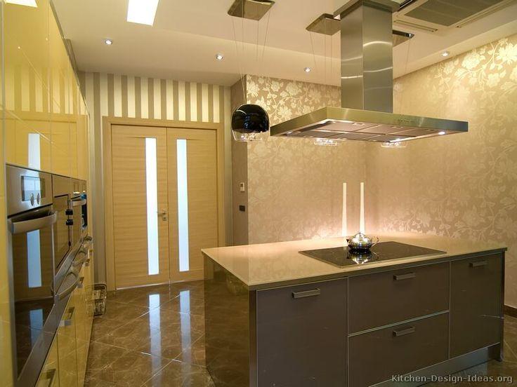 629 Best Modern Kitchens Images On Pinterest | Kitchen Ideas, Kitchen Modern  And Modern Food