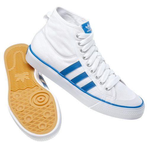 #Adidas #NizzaHi #vegan #trainers