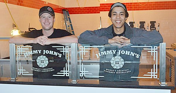 Second Jimmy John's Location Will Widen Sandwich Shop's Delivery Area