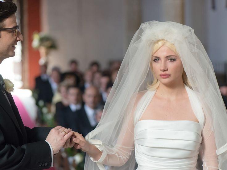 Patricia no se siente blanca y radiante en el día de su boda