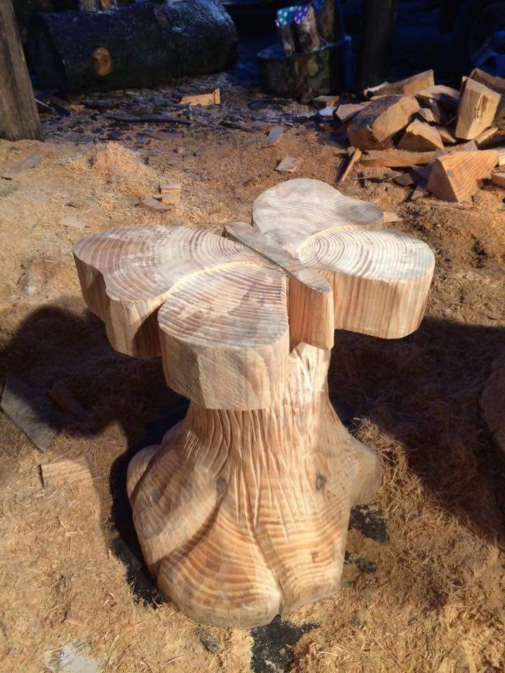 The best chainsawmagic chainsaw carvings images on