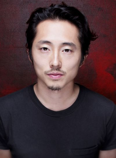 Steven Yeun • TVSeries: The Walking Dead • Character: Glenn Rhee