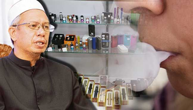 Rokok elektronik dan Vapor haram – Mufti Wilayah Persekutuan - http://malaysianreview.com/137270/rokok-elektronik-dan-vapor-haram-mufti-wilayah-persekutuan/