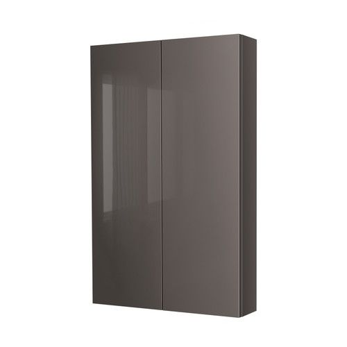 Ikea Kitchen Island Support ~ GODMORGON Wall cabinet with 2 doors IKEA Shelves of tempered glass