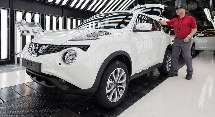UK-Built Nissan Juke Under Threat From Brexit