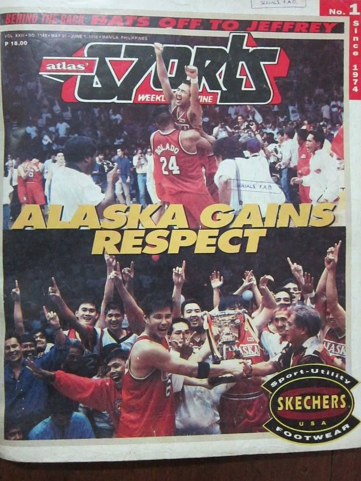 the 1996 Grandslam team of the Aces was one of the greatest teams in PBA History. :)