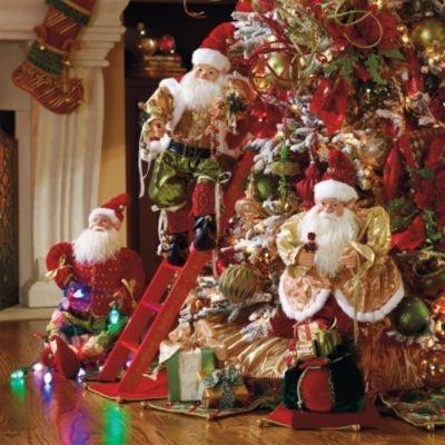 Set Of 3 Animated Decorating Elves Mom 39 S Christmas List