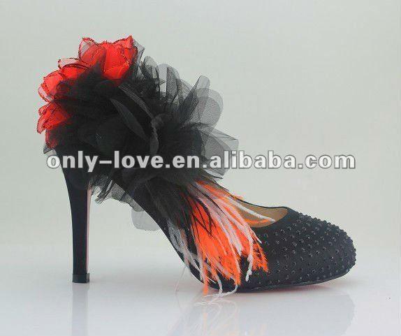 High Heel Centerpiece Ideas | tented wedding reception wedding invitations  with pockets black and . - 42 Best High Heel Centerpieces Images On Pinterest Shoes, Flower