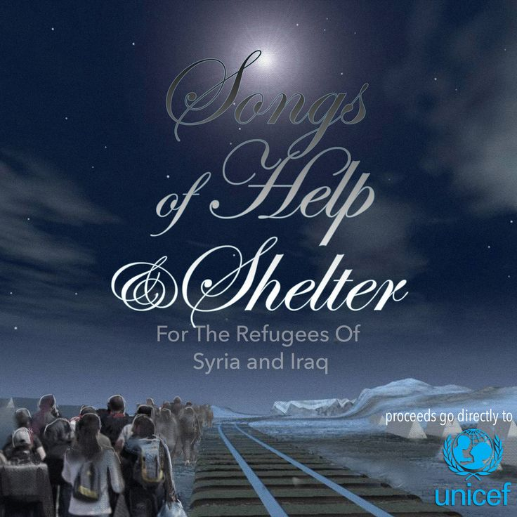 Songs of help and Shelter cover art