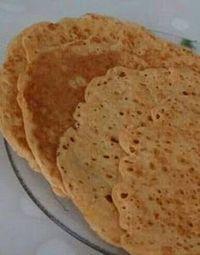 Karatay Yemekleri: Kırmızı Mercimekli Krep (Unsuz)