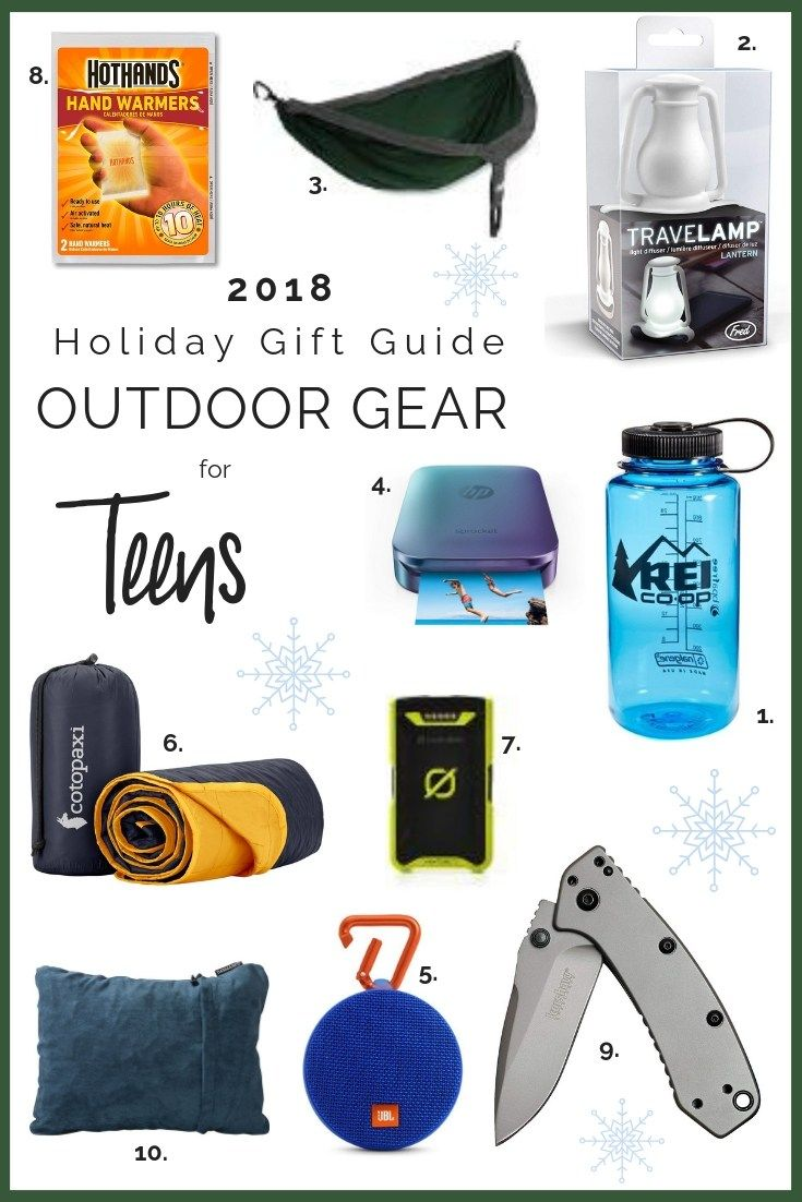 Gifts For Teens Who Love The Outdoors Best Amazon Gifts Outdoorsy Gifts Adventure Gifts