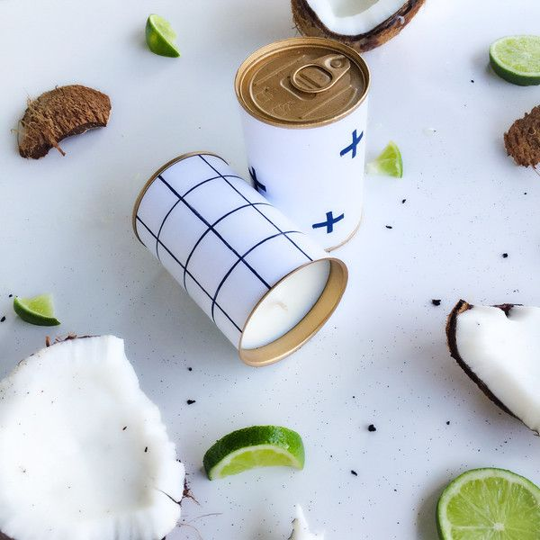 The ultimate refresher - a tantalising fusion of fresh coconut, lime and invigorating verbena soothed by luscious vanilla.