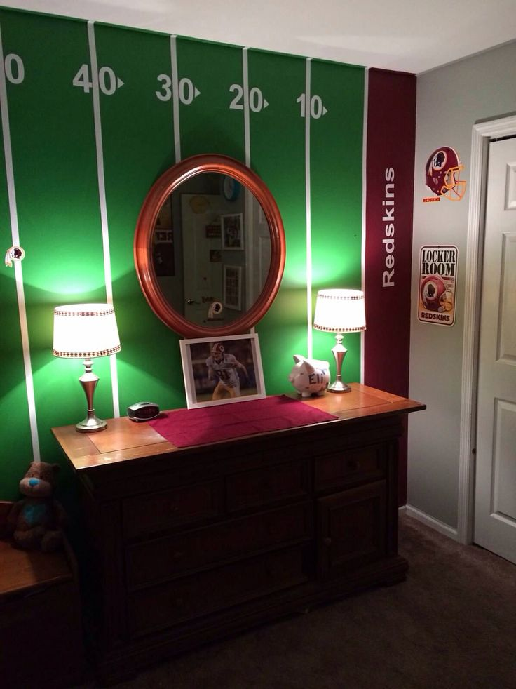 14 Best Images About Washington Redskins Rooms Amp Wo Man