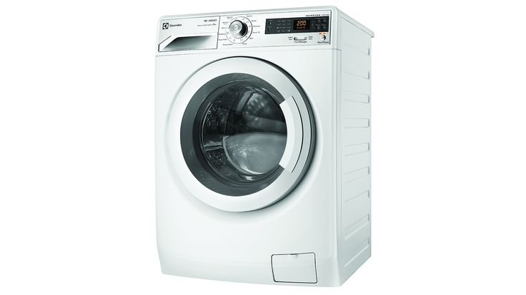Electrolux 8kg 1200rpm Vapour Washing Machine