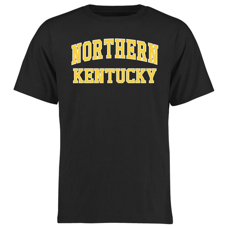 Northern Kentucky University Norse Everyday T-Shirt - Black