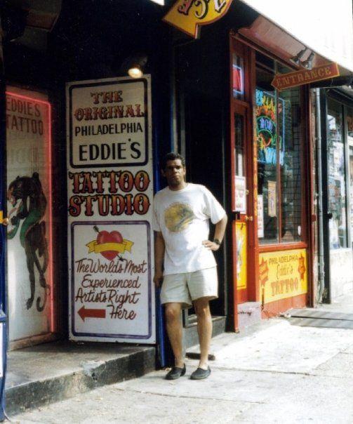Philadelphia eddie 39 s tattoo studio the only place to go for Philadelphia tattoo shops