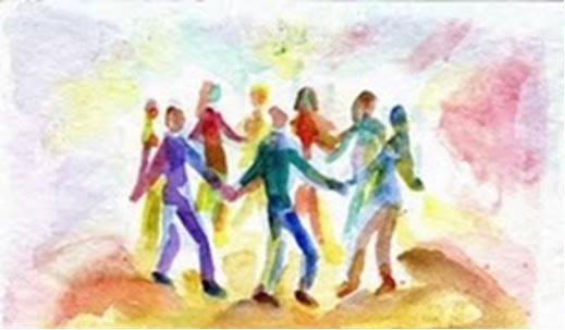 """Dança Circular Sagrada"" | 9Nov12 @Human Light"