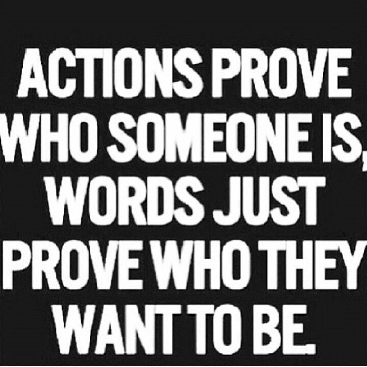 Love In Action Quotes: Actions Speak Louder Than Words Quotes. QuotesGram