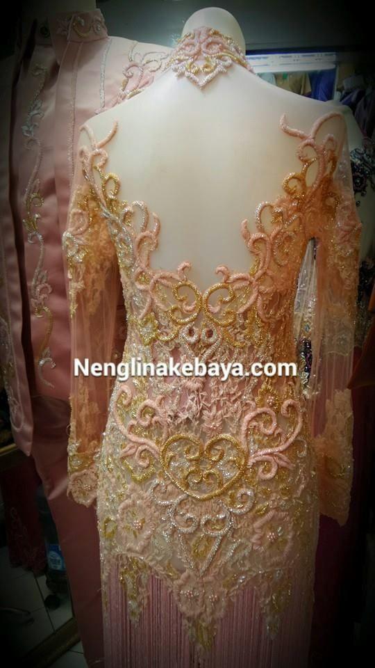 kebaya pengantin bandung by Neng Lina Galeri Kebaya #kebayapengantin #kebayabandung #kebayamodern