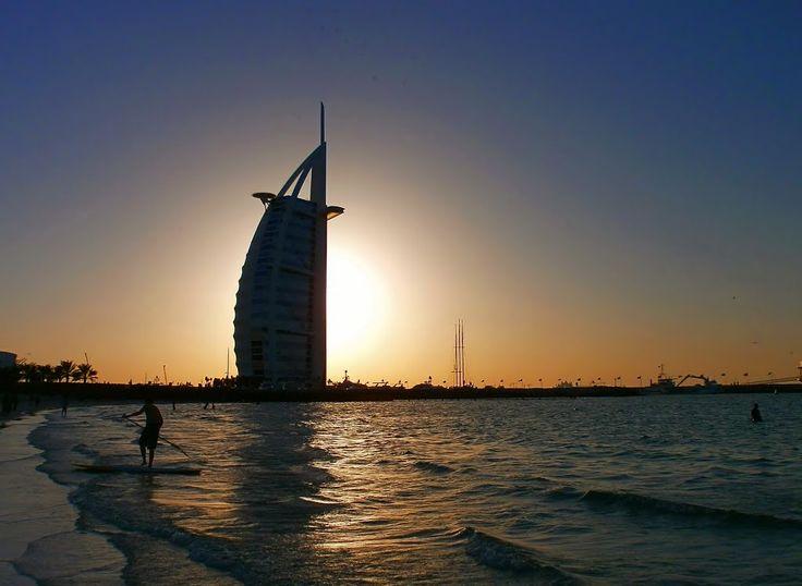 Burj Al Arab, Dubai - Nenad Obradovic