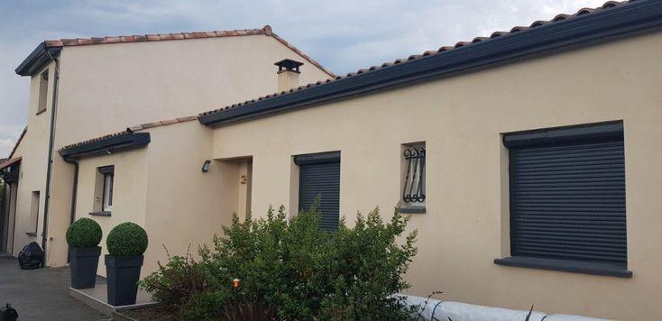 #ravetement maison exterieur #façade #prix au m2 #devis renovations façade #courtier en travaux ...