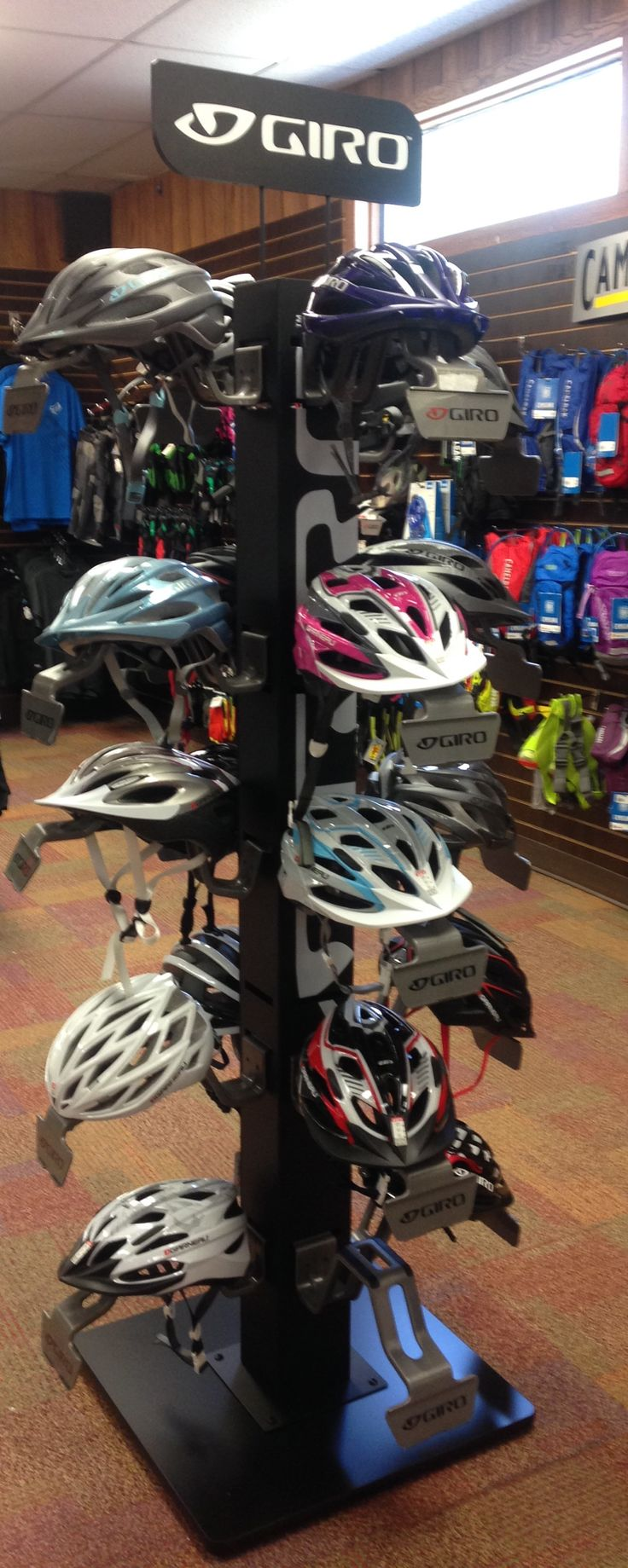 Don't forget your helmet! #SafetyFirst