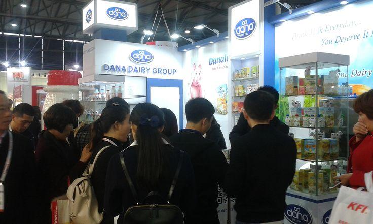 https://flic.kr/p/NTwXQf | DANA Dairy Attending Exhibit In China - FHC Changhai 2016 | DANA Dairy Attending Exhibit In China - FHC Changhai 2016 -  www.danadairy.com/china-exhibit-fhc-shanghai-2016/  #FHCChina