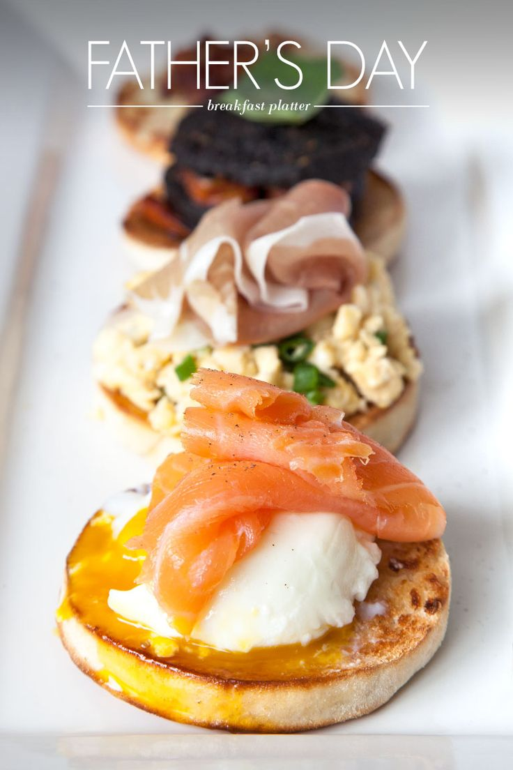 father's day brunch food ideas
