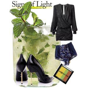 Signs of Light on a Summer Night