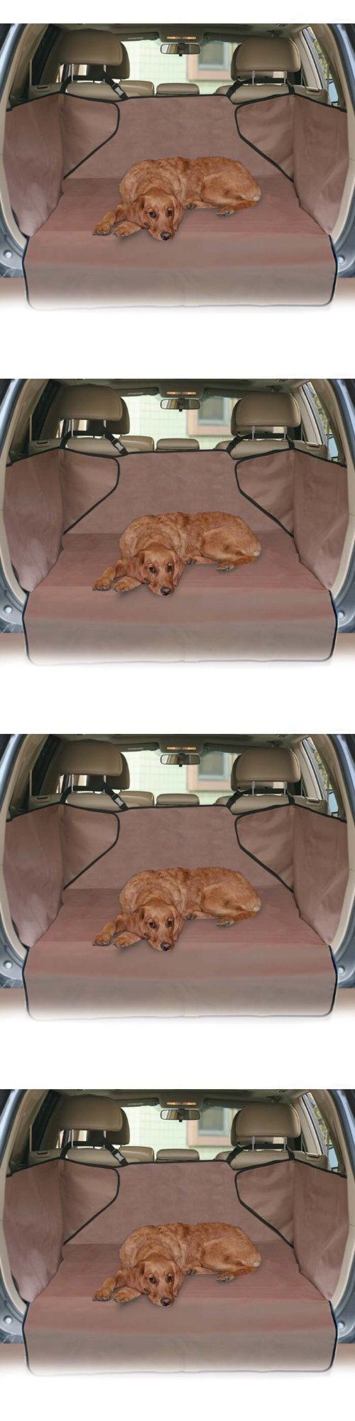Car Seat Covers 117426: Waterproof Car Seat Cover Protector Pet Dog Cargo Auto Van Suv Quilted Liner New BUY IT NOW ONLY: $40.54
