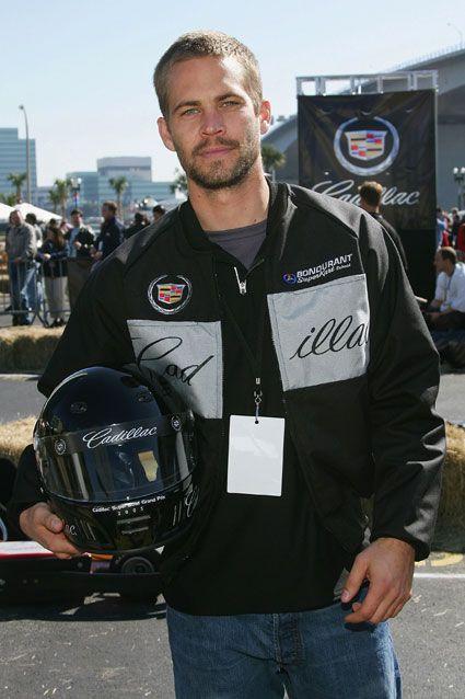 Paul Walker:  February 5, 2005 Cadillac Super Bowl Grand Prix--Jacksonville, Florida