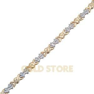 14 Ayar Altın Bileklik GB24093