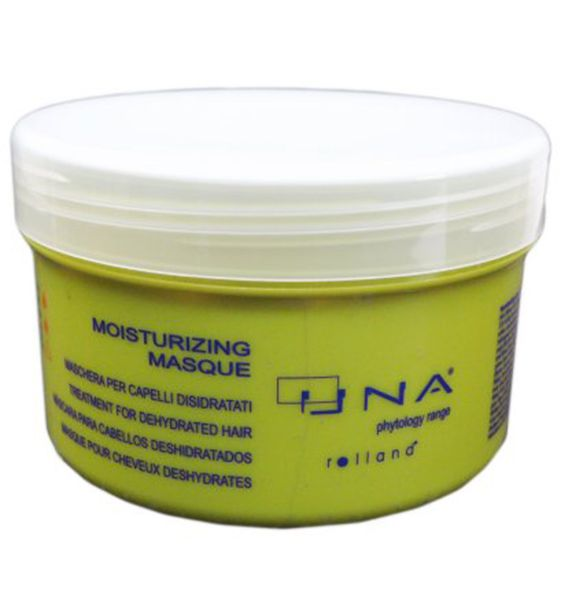 UNA Moisturizing Masque 500ml http://hairbeautycorner.gr/κατάστημα/una-moisturizing-masque-500ml/