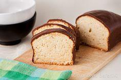 Babka kokosowa z białek
