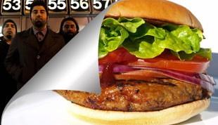 "Hamburger di tacchino ""Rosemary"" / ""Rosemary"" Turkey Hamburger"