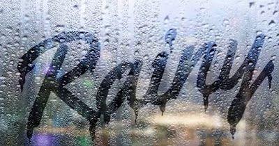 Zamy Photo: Photoshop Rainy Foggy Window Effect