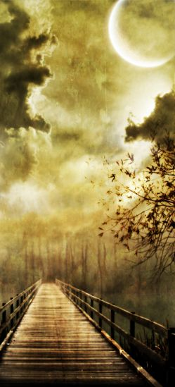 Haunted Bridge by ShockStudios on deviantART
