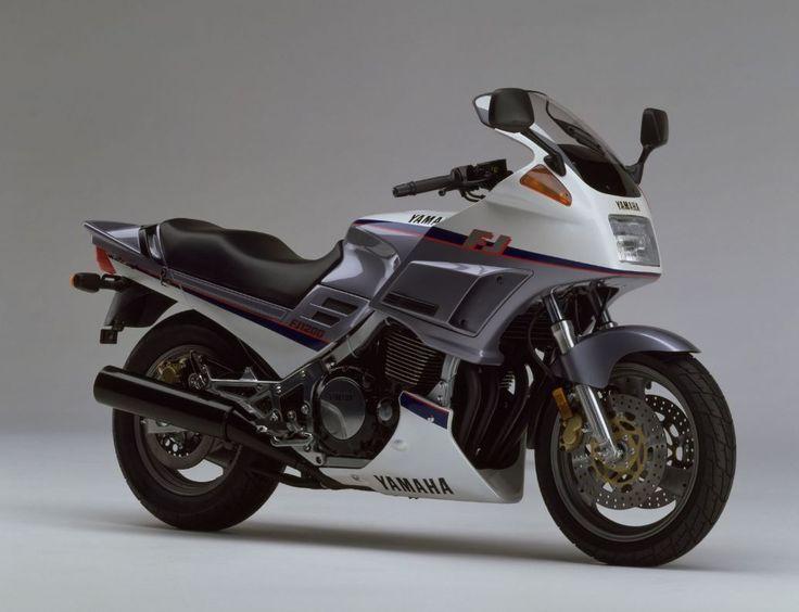YAMAHA FJ1200 1990