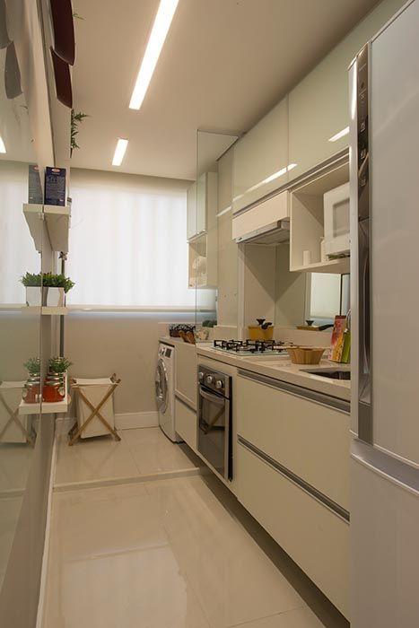 Cozinha do Imagine Santo André