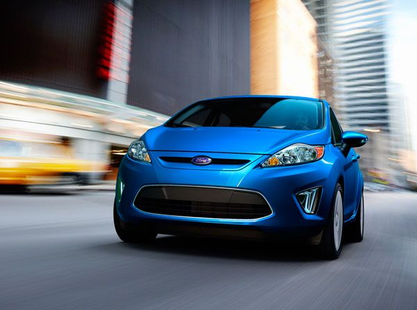 Ford, Fiesta, Compact Sedan, New Ford, Ford Dalton, Dalton Ford, Brooker Ford