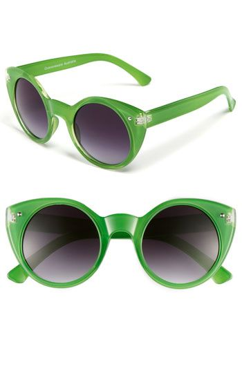 #coloroftheyear-inspired gift idea for the fashionista: Quay Retro Sunglasses available at @Nordstrom, $38