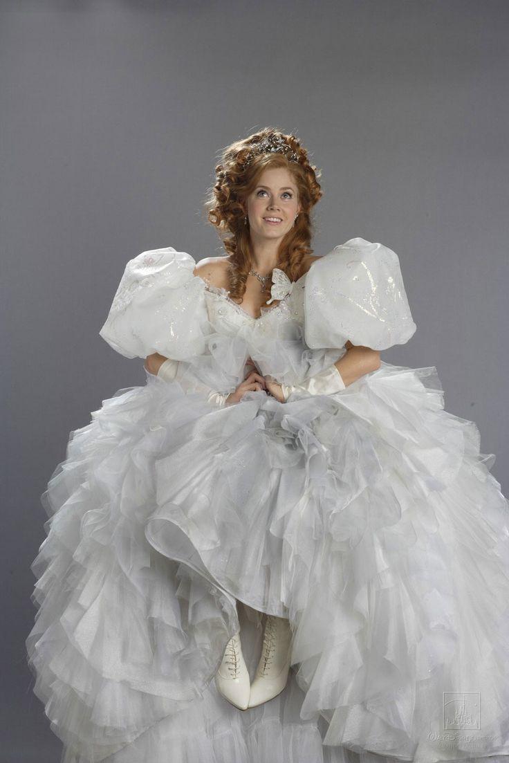 Enchanted   Giselle's ... Amy Adams Wedding