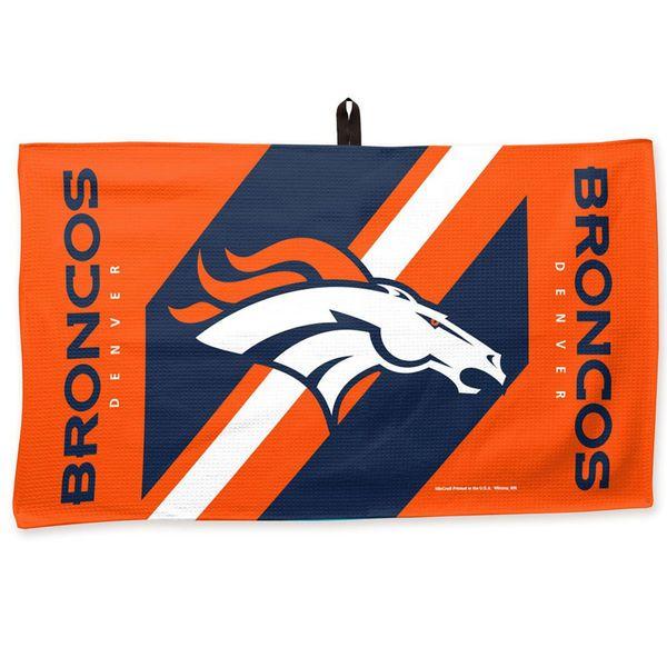 """Denver Broncos WinCraft 14"""" x 24"""" Waffle Towel - $14.99"""
