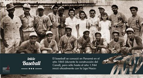 ¿Sabes cómo inició el baseball en Panamá?