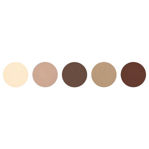 POWDER CAKES $39 5 WELL EYESHADOWS Triple Milled Shadow Our best selling shades ready to sell in our colour co-ordinated sets. Gorgeous!