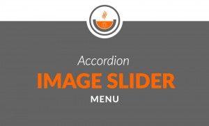 Accordion Image Slider Menu