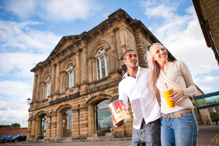 Enjoy the art gallery at the The Customs House or pick up some popcorn and watch a romantic movie or two at The Customs House cinema.