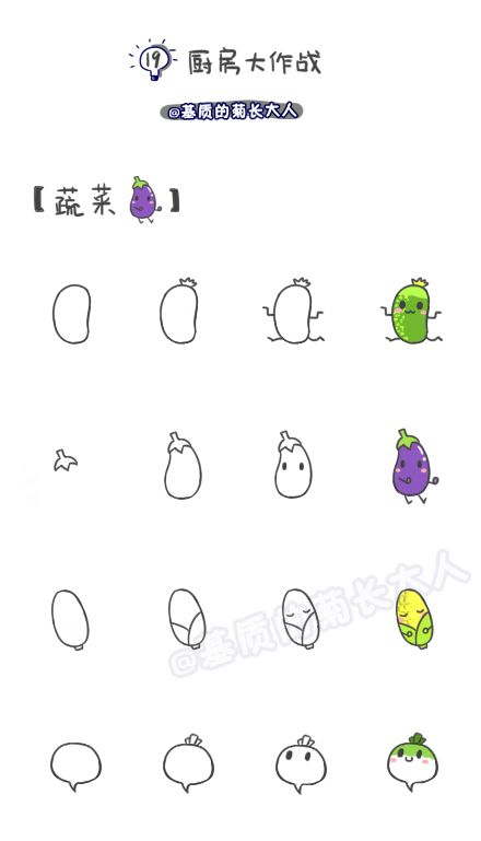 Best 25 kawaii doodles ideas on pinterest kawaii for How to draw easy stuff for beginners